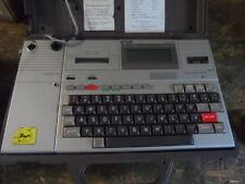 Epson HX 20 computadoras notebook buen estado con expansión Unit + instrucciones