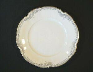 Beautiful Lorelei Loreley  Hutschenreuther Gold Trim Lunch Plate