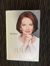 My Story by Julia Gillard (Hardback, 2014) - Great Read - Cheap