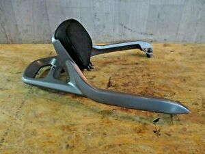 Rückenlehne Sissybar mit Halterungen für Kymco Yager GT 125 (Typ T9)