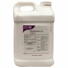 Glyphosate Herbicide 41% Concentrate 2.5 Gals Weed Grass Killer Non-Selective
