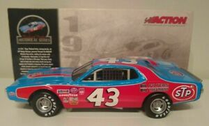 RICHARD PETTY 1975 STP WINSTON CUP CHAMPION 1/24 ACTION DODGE CHARGER 1/8,268