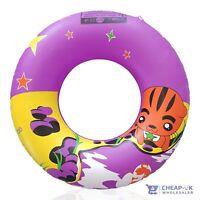 Swim Ring Animal Doughnut 21.5inch Panda or Unicorn 3-6 yrs