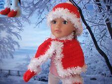 "18"" Doll crochet pattern, desigher frend, American girl."