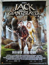 OFFICIAL JACK THE GIANT SLAYER POSTER MALAYSIA NEW