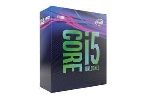 Intel Core i5 9600K Processor 9MB 3.7GHz LGA 1151 6 Core 6 Thread Desktop CPU