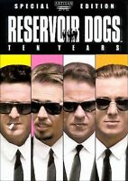 Reservoir Dogs (DVD 2003 10th Anniversary Widescreen Edition) Movie Disc Only D4