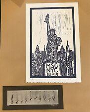 Jack Firestone Phish Silver Edition #8/20 Plus NYE MSG 18-19 Line Edition #8/18