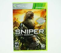 Sniper Ghost Warrior: Platinum Hits Xbox 360 [Brand New]
