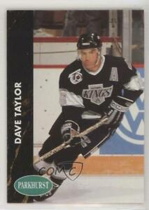 1991-92 Parkhurst French Dave Taylor #67