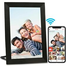 AEEZO WiFi Digital Picture Frame, IPS Touch Screen Smart Cloud Photo Fram... New