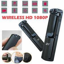 10hour 1080P HD WiFi Camcorder Mini Police Body Camera Video DVR IR Night Cam US
