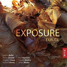 EXAUDI vocal ensemble - Exposure [CD]