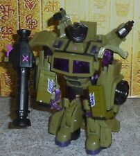 Transformers Animated SWINDLE Deluxe Figure