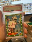 1986 Topps Jerry Rice PSA 6 Rookie Card 49ers