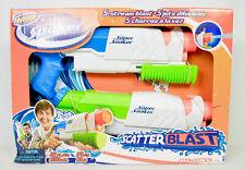 NERF Super Soaker Scatter Blast 2-Pack