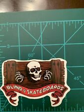 Blind Skate Skateboard Sticker Laptop Cell Phone Decal Cb