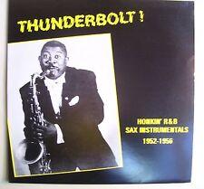 Thunderbolt Honkin R&B Sax Instrumentals 1952-56~Krazy Kat UK Blues Al King