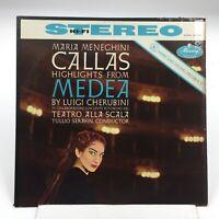 Mercury Living Presence SR 90233  FR1/3    MARIA CALLAS - Medea