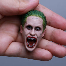 1/6 action figure toys Suicide Squad jared leto Joker headplay