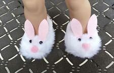 Chaussures CHAUSSONS LAPIN pour poupée kidz n cats accessoire tenue
