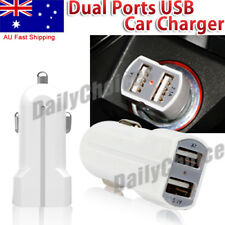 Dual USB Car Charger 3.1A For IPhone X 8 6 7 Plus Samsung S9 S7 S8 NOTE 8 HTC L