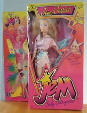 1985 Hasbro Original Jem / Jerrica Doll Nrfb! Damaged Box