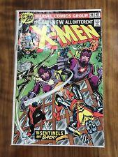 X-Men 98 Marvel Comics Sentinals Stan Lee Appearance 4.0 VG Strict Grading J/D