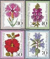 BRD (BR.Deutschland) 818-821 (kompl.Ausgabe) gestempelt 1974 Wohlfahrtsmarken