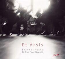 ET ARSIS / Brahms - Vasks / (1 CD) / NEUF