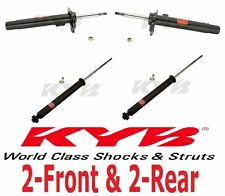 4- KYB Excel-G® 2-Front & 2-Rear Shocks/Struts BMW E46 323 325 328 330