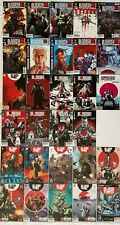 Bloodshot Lot Reborn 0, 2-18 H.A.R.D. Corps 14-23 Bloodshot's Day Off 1