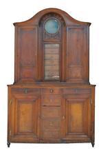 Rare meuble Liégeois de sachristie d'époque XVIIIème en chêne