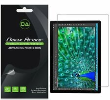 """3-Pack Dmax Armor HD Clear Screen Protector For Microsoft Surface Book 2 13.5"""""""