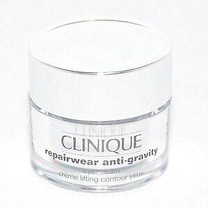 Clinique Repairwear Anti-Gravity Eye Cream 0.5 oz/15 ml Full Size