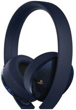 Sony PlayStation Gold Headset - 500 Million Limited Edition PS4 New