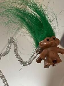 Green Troll Necklaces