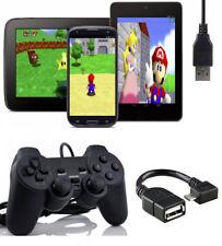 Controladora PS2 USB OTG Retro Game Pad Para PC Mac-Teléfono inteligente Android Tableta -