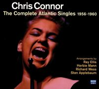 CHRIS CONNOR - COMPLETE ATLANTIC SINGLES   CD NEW!