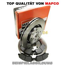 MAPCO Bremsensatz HINTEN OPEL Signum Vectra C SAAB 9-3 NEU