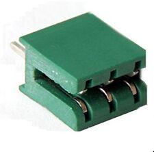 Steckkartenverbinder 3-polig, Kartenstecker, Lumberg 2,5 R /03, RM2,54mm, 5St.