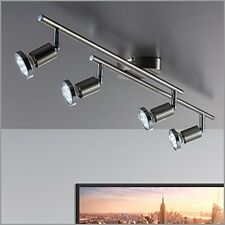 LED Kitchen Ceiling Lights Lamp GU10 4 Spotlight Bar Modern Large Spot Light
