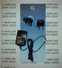 o2/02 XDA 1/MDA I Mains Charger PSU Power Supply UK/EURO/US Genuine/Original New