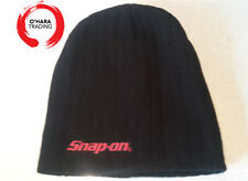 Great Xmas GifT Snap On beanie hat - NEW - One Size Fits All - Sealed.