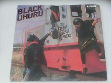 Black Uhuru the great train robbery mrs 733 Dutch 7 Inch