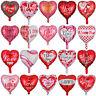 5pcs-Heart-shaped I Love You Foil Balloons Heart Wedding Valentine's DayBalloon