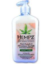 Hempz PINK POMELO & HIMALAYAN SEA SALT Fresh Fusions Moisturizer 17oz Bottle