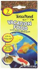 Tetra Pond Vacation Food Slow Release Feeder Block 6.90 oz (2 x 3.45 oz block)
