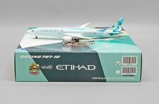 Etihad B787-10 Reg: A6-BMH JC Wings Scale 1:400 Diecast model XX4300