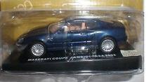 MODELLINO AUTO - MASERATI COUPE CAMBIOCORSA 2002 - SCALA 1/43 - COLORE BLU